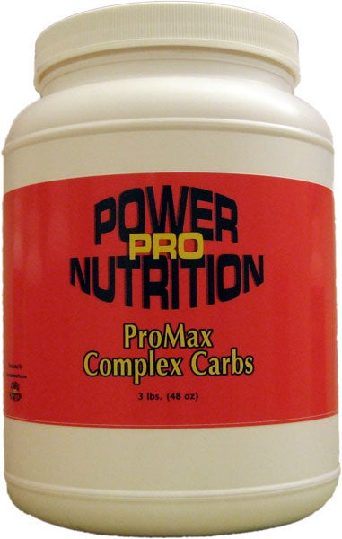 ProMax Complex Carbs Bodybuilder Formula (3 Pounds)