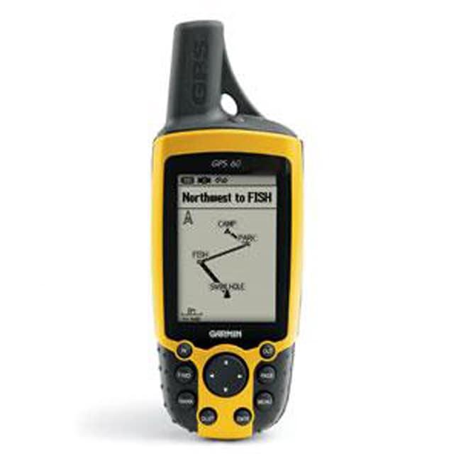 Garmin GPS 60 Handheld Personal Navigator