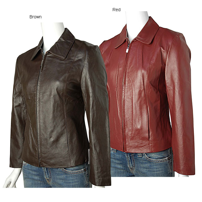 Adler Collection by Adi Genuine Leather Coat