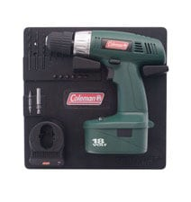 Coleman 18V Cordless Drill with Tool Port