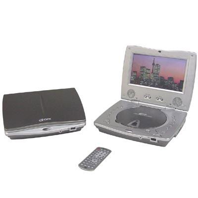 GPX PDL705 7-inch Portable DVD Player (Refurb)