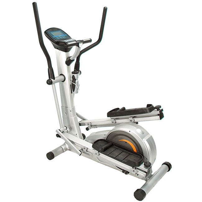 Elliptical Stepper with Dual Action