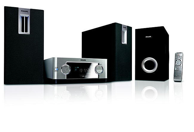 Philips DVD Micro Theater System (Refurbished)