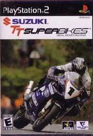 PS2 - Suzuki TT Superbikes
