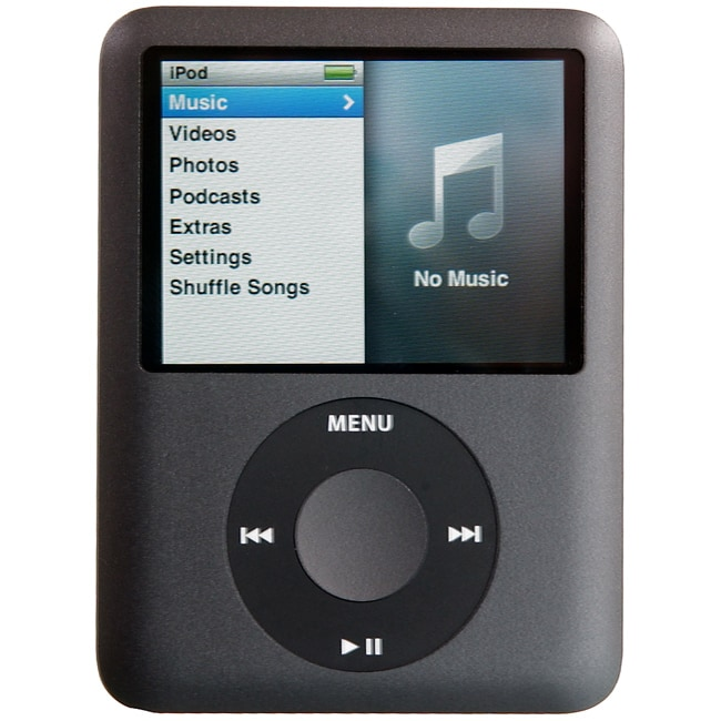 how to add games to ipod nano 3rd generation