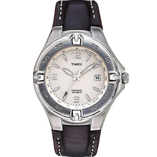 Timex Men's Tachymeter Analog Quartz Watch