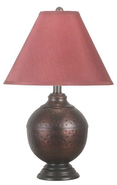 Emissary Three-way Table Lamp