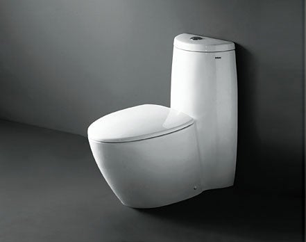 Royal Fortuna Dual Flush Contemporary Toilet