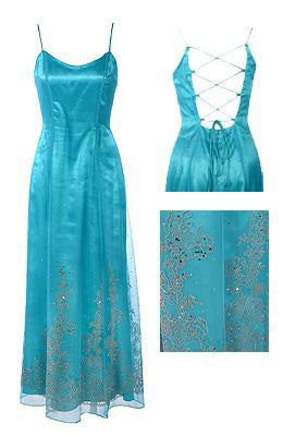 Morgan & Company Prom Dress