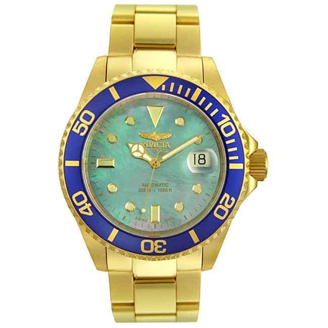 Invicta Mens Pro Diver Automatic Watch