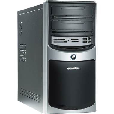 eMachines Intel Desktop Computer (Refurbished)
