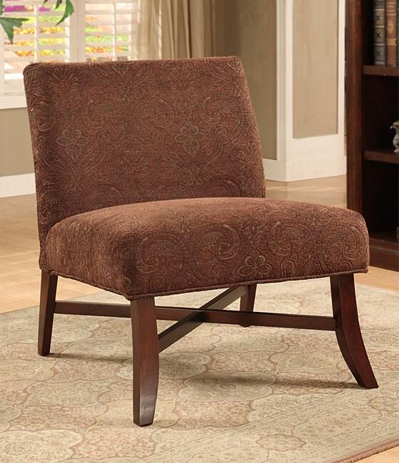 Jackson Sable Paisley X Chair