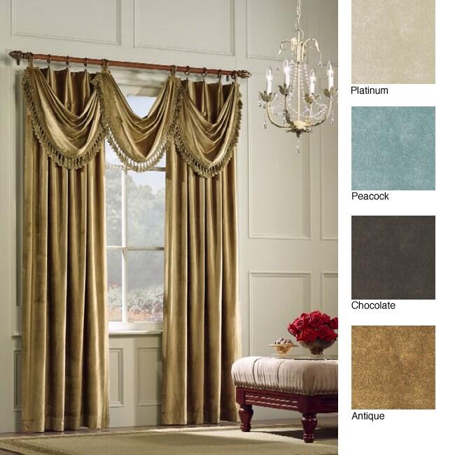 Posh 95-inch Curtain Panel