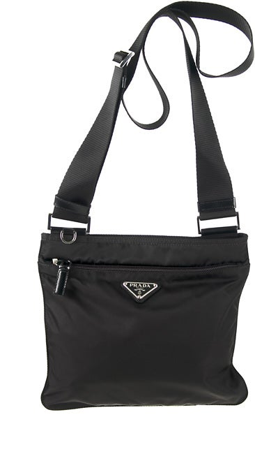 prada nylon crossbody bag small