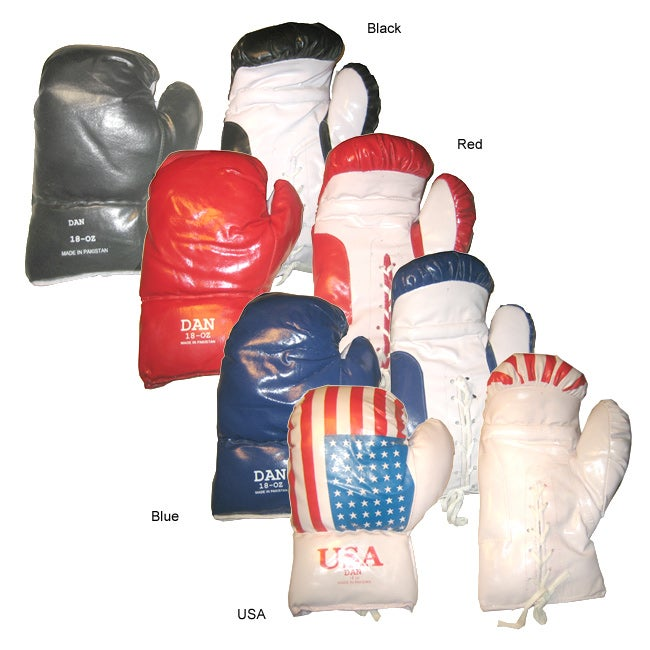 Boxing Gloves (16-oz)