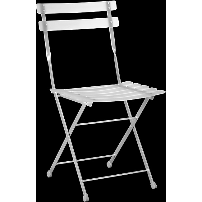 White Summer Chairs (Set of 4)