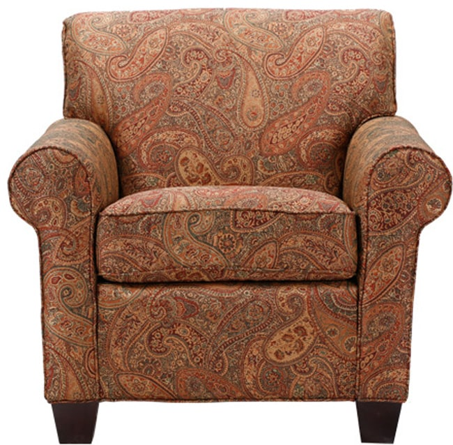 Mira 8 Way Hand Tied Paisley Arm Chair Overstock Shopping Great Deals On Living Room Chairs