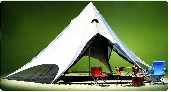 & ultimate tarp - Snowpeak Land Station - Mountain Buzz