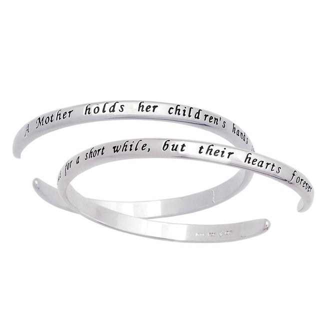 Mother Sentiment Bracelet Share Email