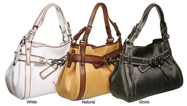 Francesco Biasia Womens Electra Tote Handbag