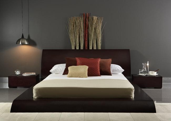 waverly modern 4 piece king size bedroom set 11286064 overstock