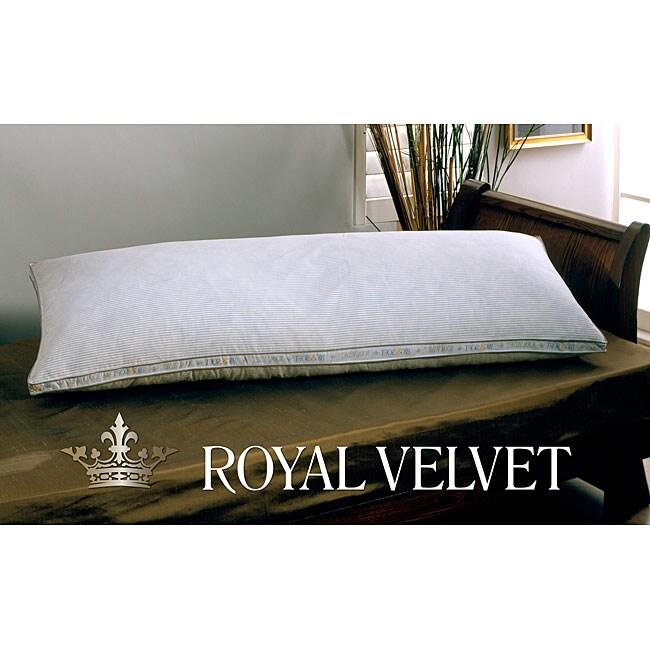 Royal Velvet Big and Soft Body Pillow