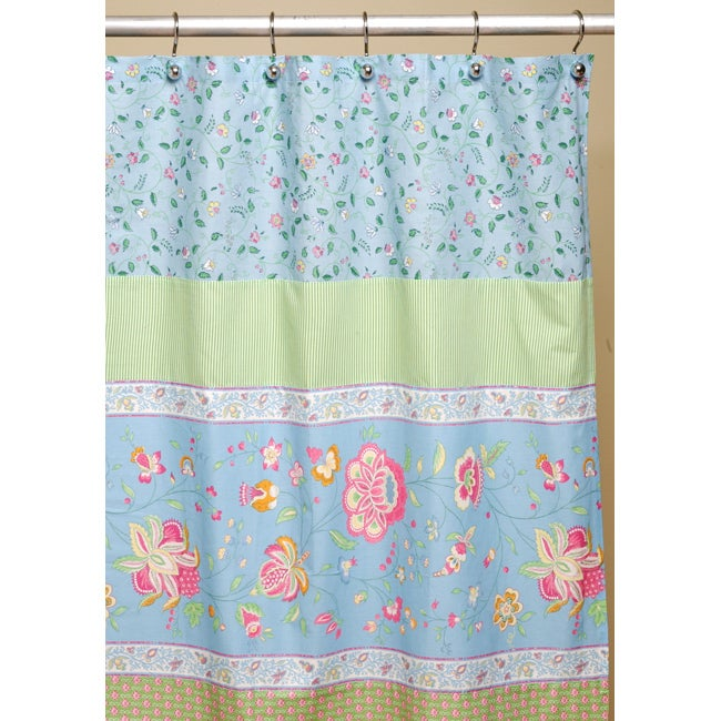 Tommy Hilfiger Emma Shower Curtain 11317000 Shopping Great Deals On Tommy