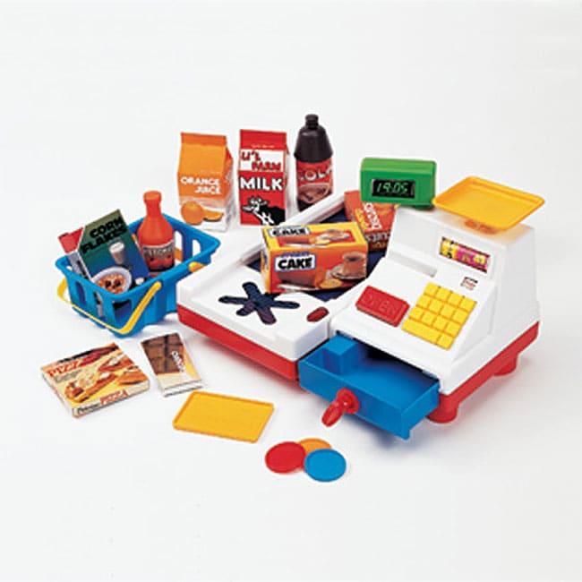 Supermarket Checkout Play Set