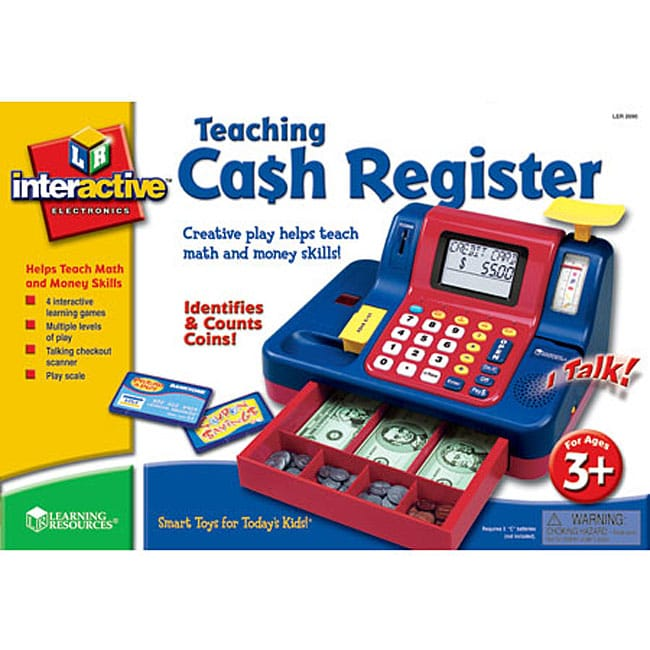Teaching Cash Register