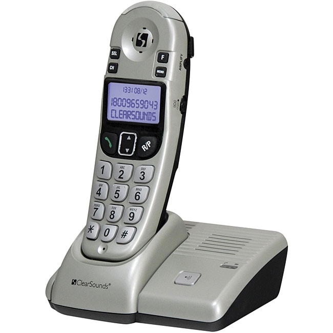 Cordless Phone That Vibrates Cordless Phone Overstock