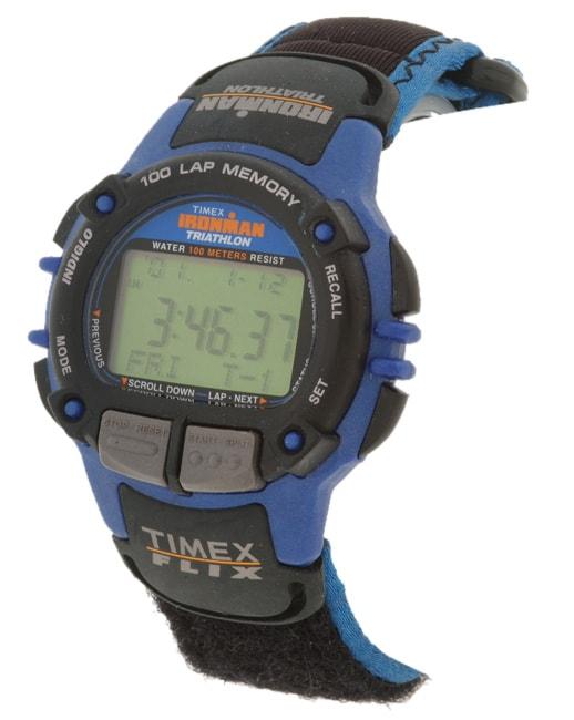 Timex ironman watch 100 lap