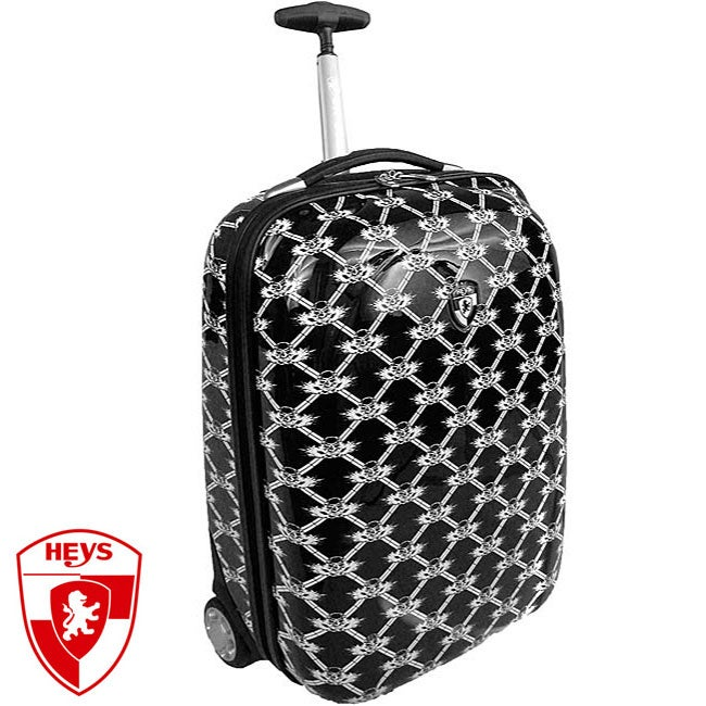 Heys XCase Exotic Skulls Polycarbonate 20-inch Carry-on