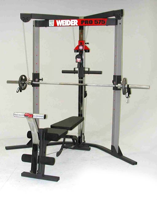 WeiderPro575WeightLiftingSystemFreeShippingToday