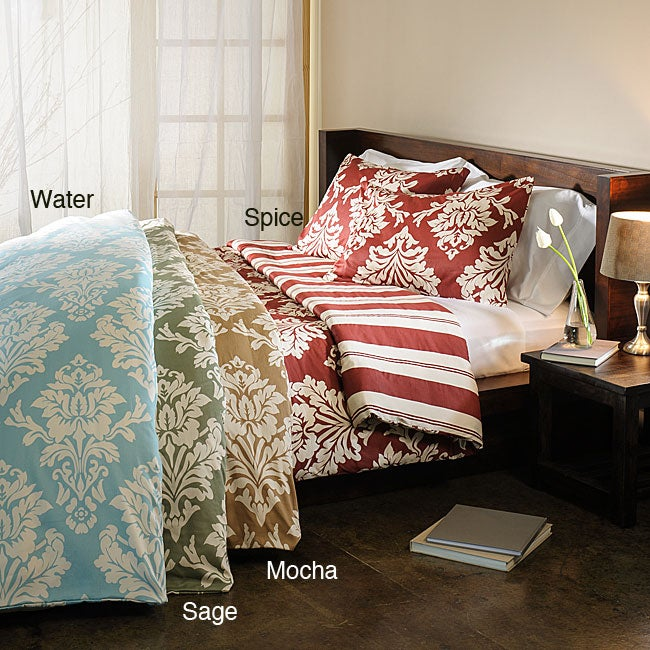 AT HOME by O Havana Floral 3-piece Duvet Cover Set at Sears.com