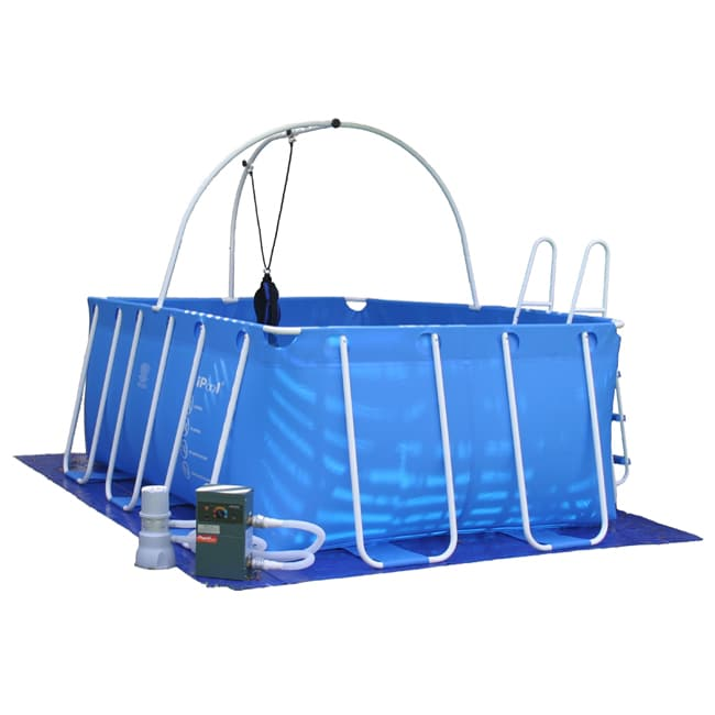 Ipool Deluxe Exercise Pool 11357414 Shopping The Best Prices On Above Ground
