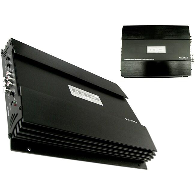 MD 2634 Sound 1200 W 4-channel Amplifier