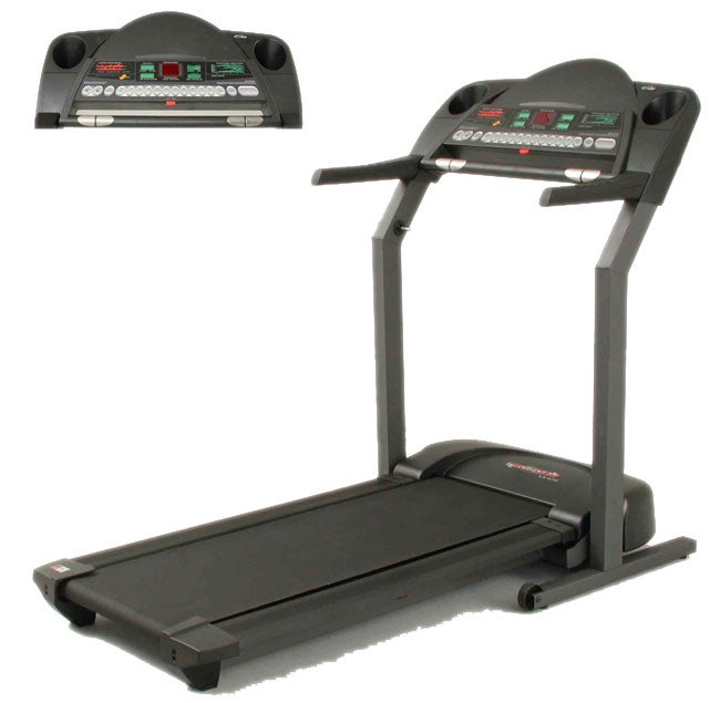Proform 2500 Spacesaver Treadmill 1136192 Overstock