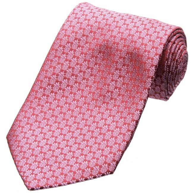 Tommy Bahama Men's Silk 'Pineapple' Tie