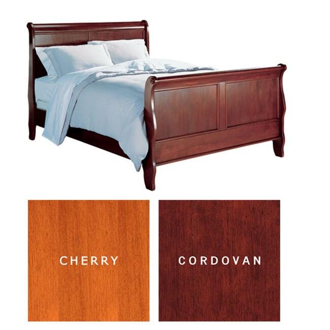Newport queen sleigh bed 975 128 from walter e smithe furniture modern home design