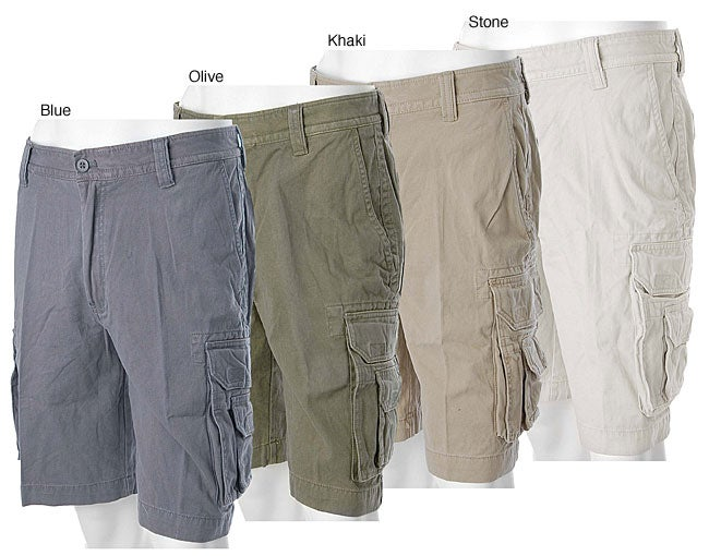 Mens Cargo Shorts And Shoes