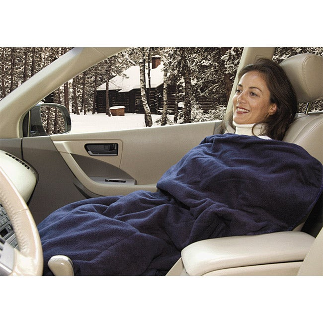 Car Cozy 2 12-volt Heated Blanket with Timer