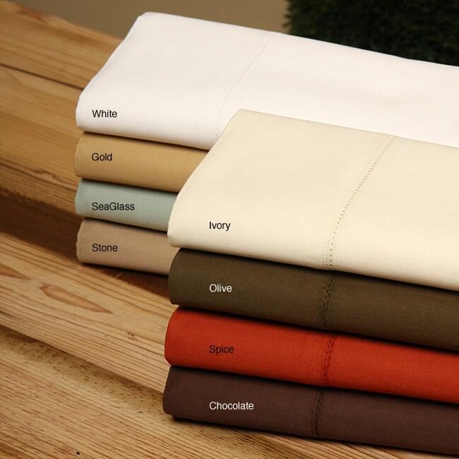 Luxury Manor 800 Thread Count Cotton Sheet Set