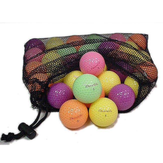 Diamond Ice Clear Cover Golf Ball (36 balls)
