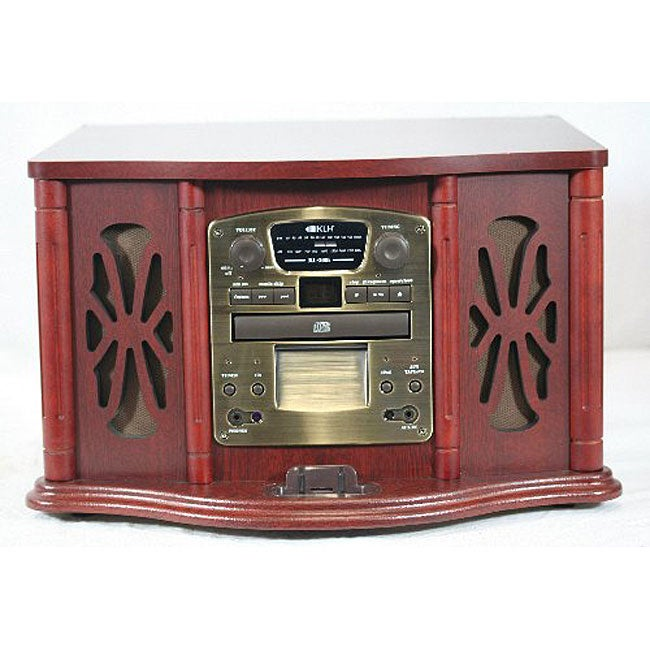 KLH300i Nostalgia 5-in-1 Stereo System (Refurbished)