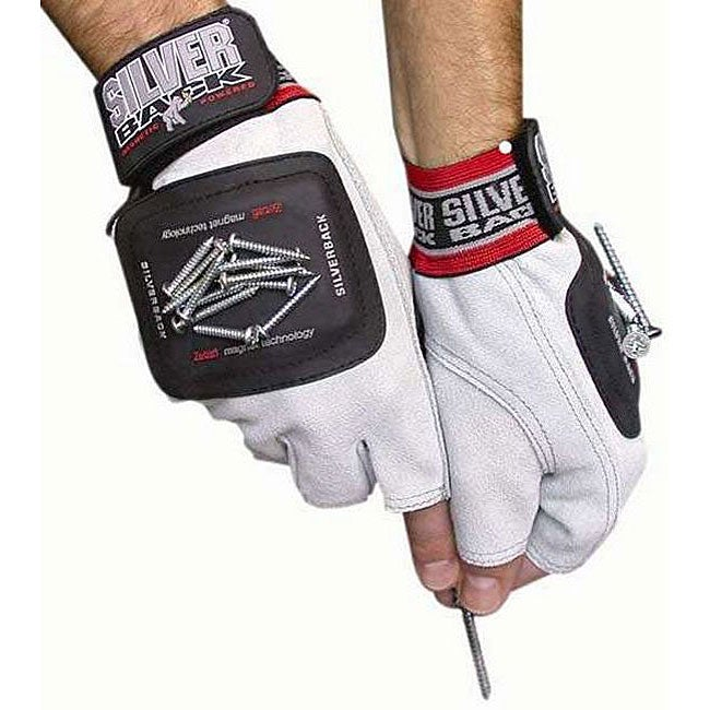 Silverback Magnetic Powered Work Gloves