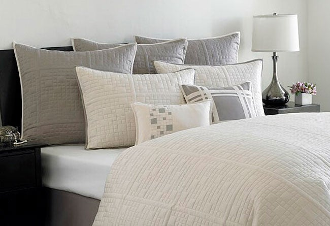 Nicole Miller Home Decorative Pillow : Nicole Miller Soho Bisque Decorative Pillow Set - 11418203 - Overstock.com Shopping - Great ...