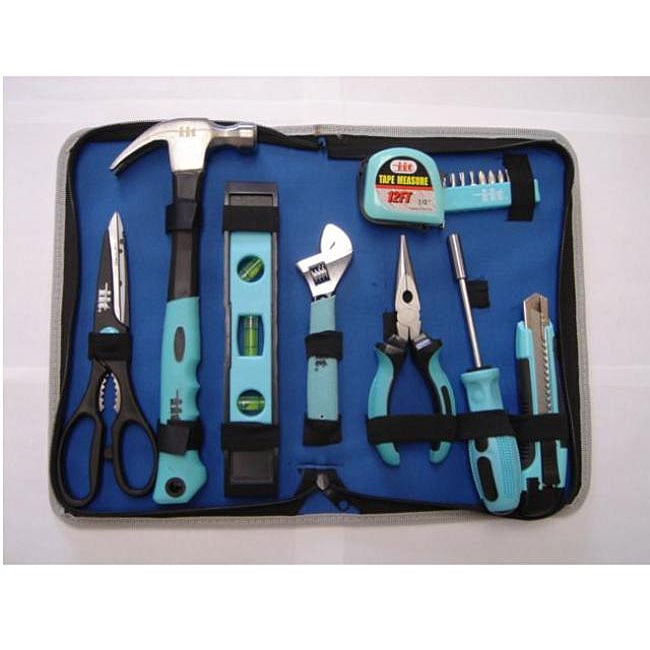 Women 39 s 18 piece tool set 11419225 for Garden tool set for women