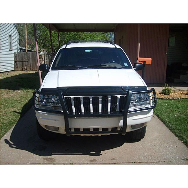 Jeep Grand Cherokee 1999-2004 Black Grille Guard