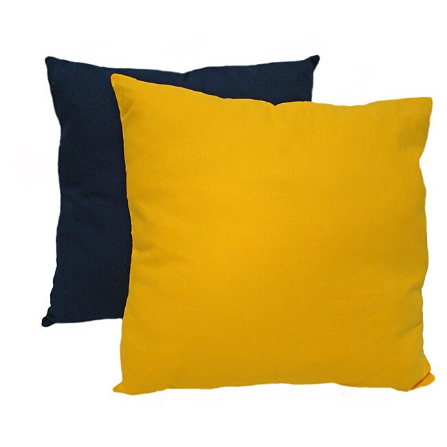 Big Throw Pillows For The Floor : Large 24-inch Floor Pillow - 11438372 - Overstock.com Shopping - Great Deals on Throw Pillows