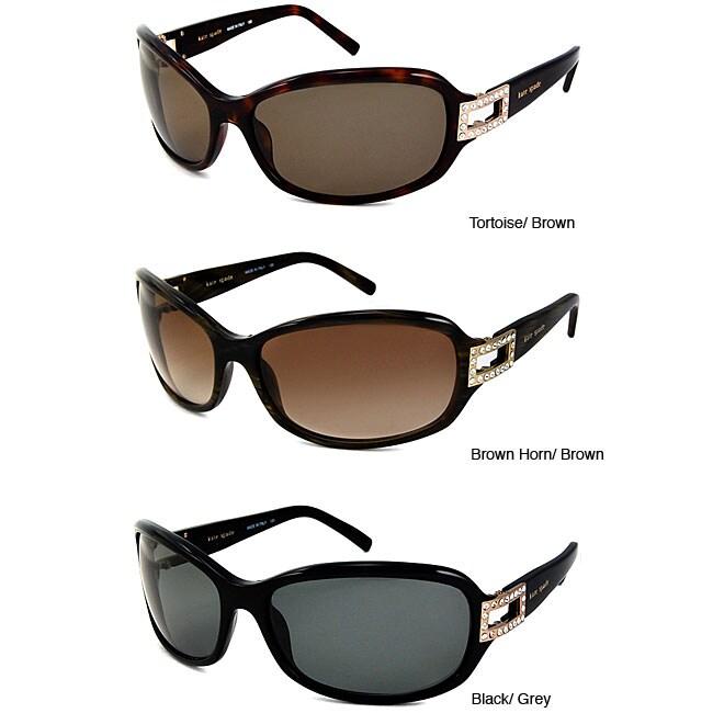 Kate Spade Esther Womens Plastic Designer Sunglasses